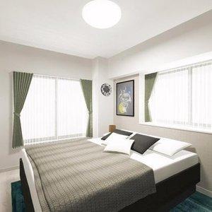 パルミナード尾山台壱番館(3階,4298万円)の洋室(3)
