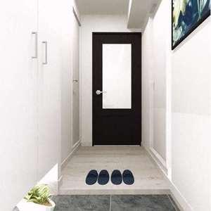 パルミナード尾山台壱番館(3階,4298万円)のお部屋の玄関