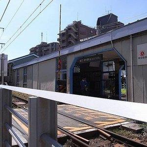 パルミナード尾山台壱番館の最寄りの駅周辺・街の様子