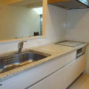 オープンレジデンス中野道玄町(1階,5580万円)のキッチン