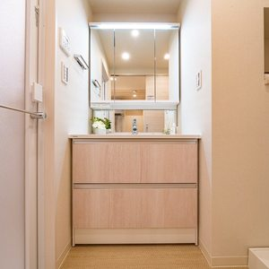 アクシルコート銀座イースト(9階,)の化粧室・脱衣所・洗面室