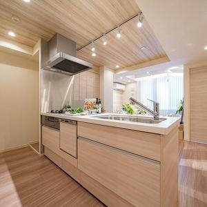 アクシルコート銀座イースト(9階,)のキッチン