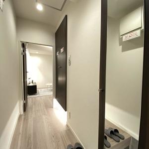 ブロードウェイ(5階,4699万円)のお部屋の廊下