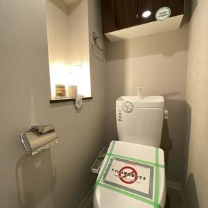 ブロードウェイ(5階,4699万円)のトイレ