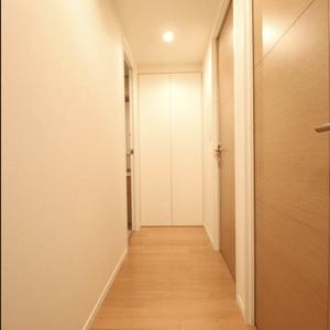 目白プレイスタワー(3階,7180万円)のお部屋の廊下