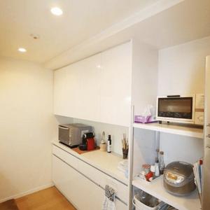 目白プレイスタワー(3階,7180万円)のキッチン