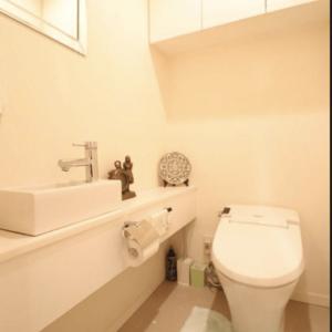 目白プレイスタワー(3階,7180万円)のトイレ