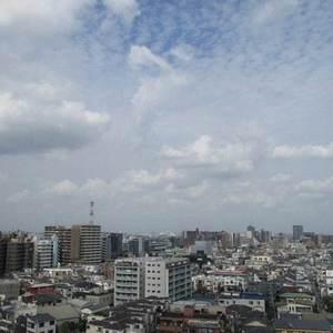 リストレジデンス西日暮里 弐番館(13階,)のお部屋からの眺望