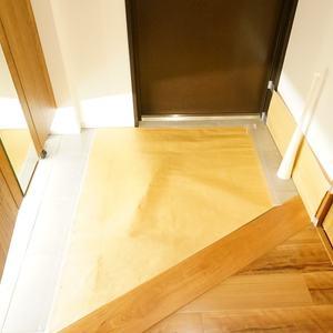 スカイシティ南砂(8階,)のお部屋の玄関