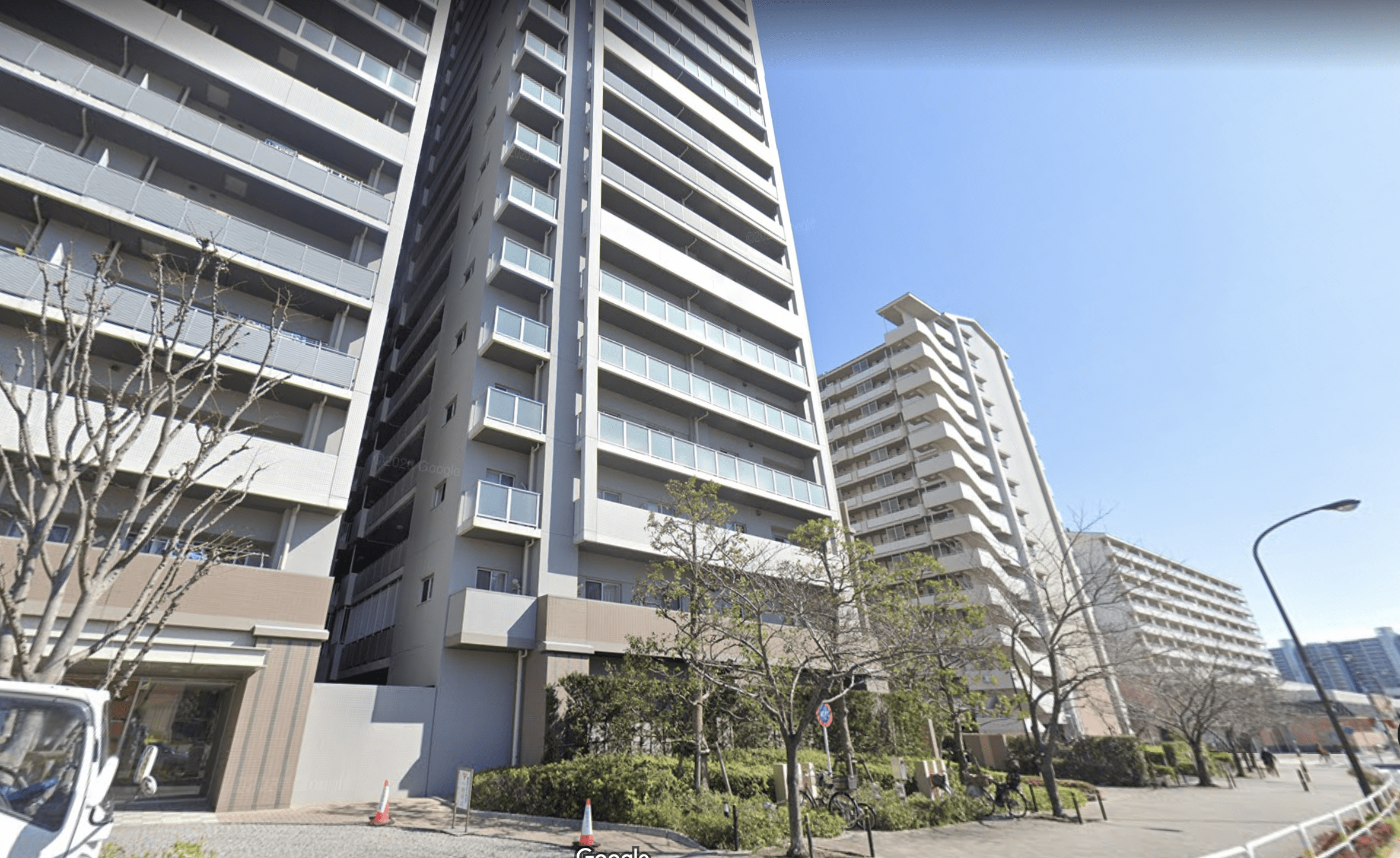 東京フロンティアシティアーバンフォート(4階,)1枚目