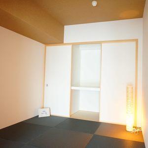 スカイシティ南砂(8階,)の和室
