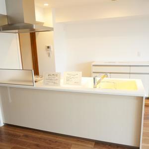 スカイシティ南砂(8階,)のキッチン