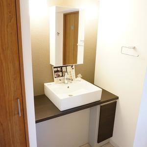 スカイシティ南砂(8階,)の化粧室・脱衣所・洗面室