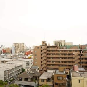 スカイシティ南砂(8階,)のお部屋からの眺望