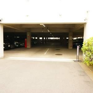 スカイシティ南砂の駐車場