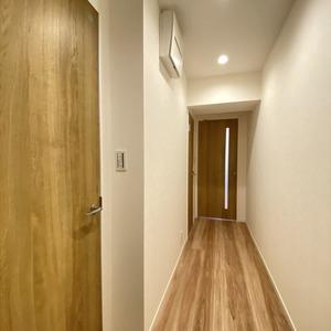 ライオンズシティ両国(12階,)のお部屋の廊下