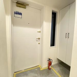 ライオンズシティ両国(12階,)のお部屋の玄関
