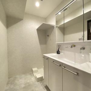 ライオンズシティ両国(12階,)の化粧室・脱衣所・洗面室