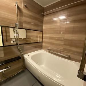 ライオンズシティ両国(12階,)の浴室・お風呂