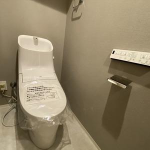 ライオンズシティ両国(12階,)のトイレ