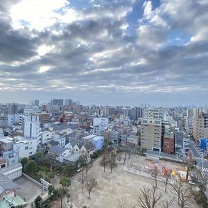 ライオンズシティ両国(12階,)のお部屋からの眺望
