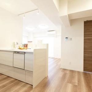 太平洋戸越マンション(2階,)の居間(リビング・ダイニング・キッチン)
