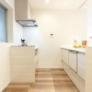 太平洋戸越マンション(2階,)のキッチン