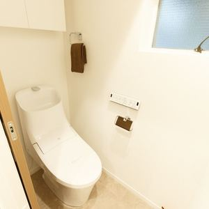 太平洋戸越マンション(2階,)のトイレ