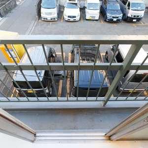 太平洋戸越マンション(2階,)のお部屋からの眺望