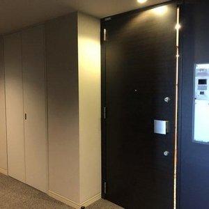 ジェントルエア神宮前(4階,8998万円)のお部屋の玄関