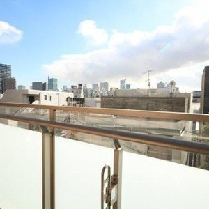 ジェントルエア神宮前(4階,8998万円)のお部屋からの眺望