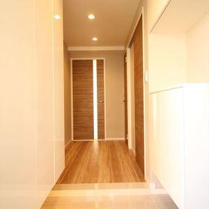 はなみずき通り北参番館(7階,)のお部屋の玄関