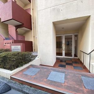 ヴェルデ森下のマンションの入口・エントランス