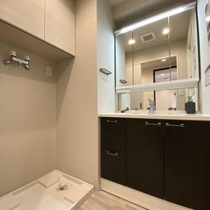 ヴェルデ森下(4階,)の化粧室・脱衣所・洗面室