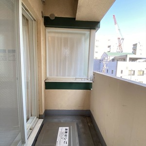 ヴェルデ森下(4階,)のバルコニー