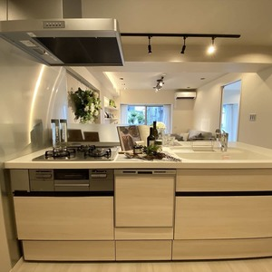 両国スカイハイツ(2階,4280万円)のキッチン