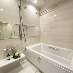両国スカイハイツ(2階,4280万円)の浴室・お風呂