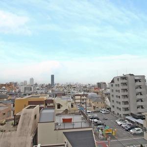 カーサ大山幸町(6階,)のお部屋からの眺望