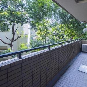 ロムルスコート幡ヶ谷(3階,9980万円)のバルコニー
