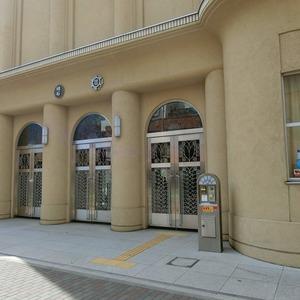 ライオンズマンション新富町第2の保育園、幼稚園、学校