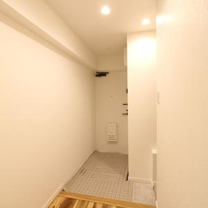 ライオンズマンション新富町第2(5階,5780万円)のお部屋の玄関