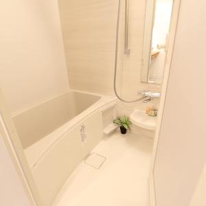 ライオンズマンション新富町第2(5階,5780万円)の浴室・お風呂