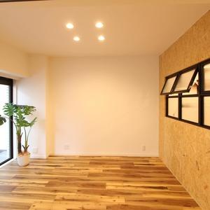 ライオンズマンション新富町第2(5階,5780万円)の洋室(3)