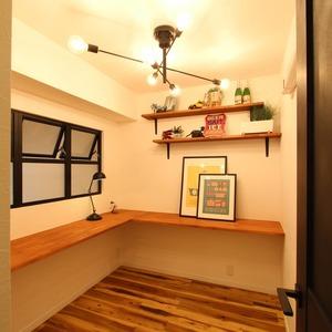 ライオンズマンション新富町第2(5階,5780万円)の洋室(2)