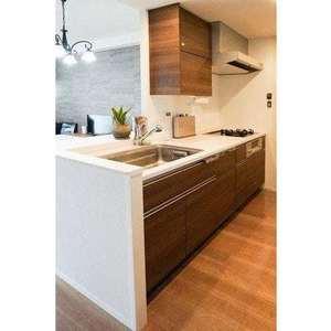 プラウドシティ大田六郷フォレスト街区(3階,5480万円)のキッチン