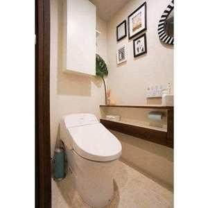 プラウドシティ大田六郷フォレスト街区(3階,5480万円)のトイレ