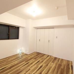 ライオンズマンション新富町第2(5階,5280万円)の洋室