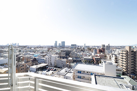 シティインデックス用賀(12階,6390万円)1枚目