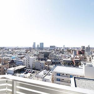 シティインデックス用賀(12階,6390万円)のお部屋からの眺望