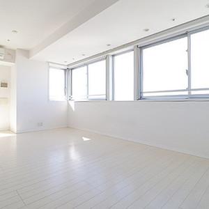 シティインデックス用賀(12階,6390万円)のリビング・ダイニング